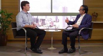 Miguel Coelho é o entrevistado do 20 Minutos deste sábado (13)