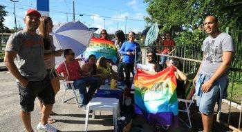 Fãs já estão acampam para o show de Sandy e Junior