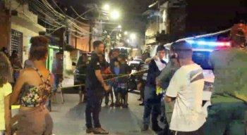 O caso aconteceu na Rua Malacó, no Alto Santa Isabel