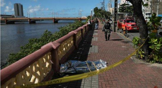 Em menos de um mês, é encontrado terceiro corpo no Rio Capibaribe