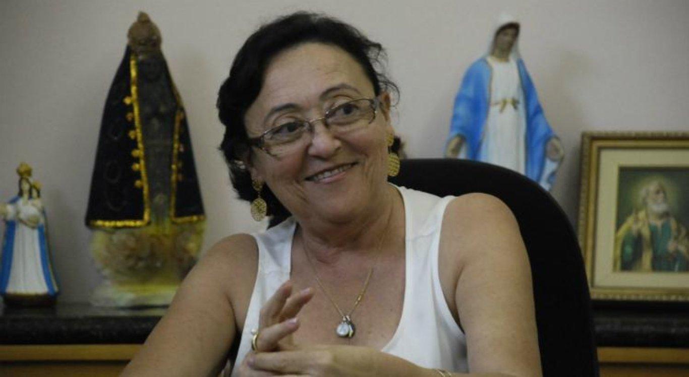 Maria Sebastiana Dias da Conceição, prefeita de João Alfredo
