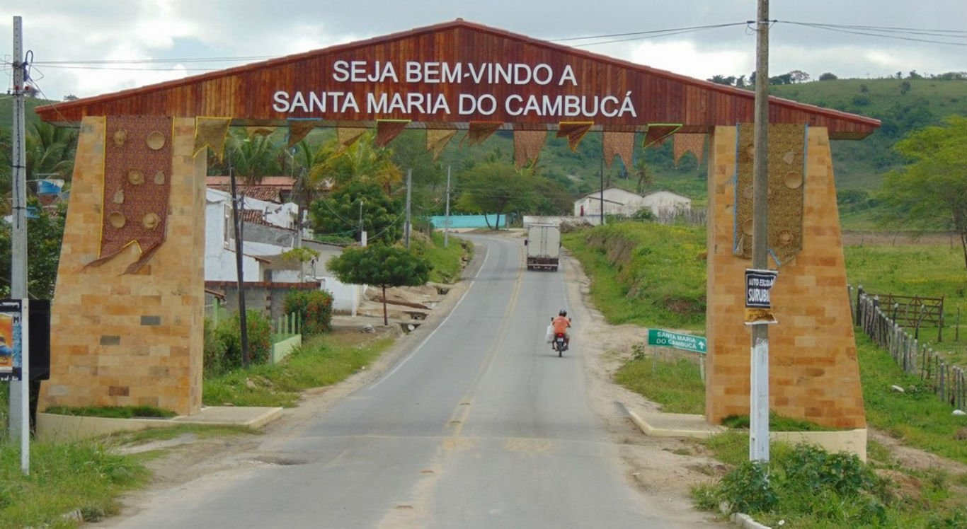 Crime aconteceu na zona rural de Santa Maria do Cambucá