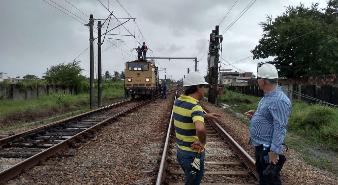 CBTU não garante retorno da Linha Centro na manhã desta quinta (18)