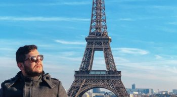 Anderson Dias em Paris