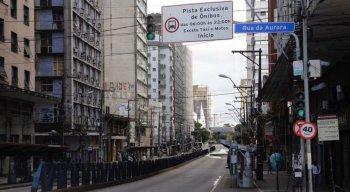 Trecho liberado na Avenida Conde da Boa Vista compreende Rua da Aurora e Rua do Hospício