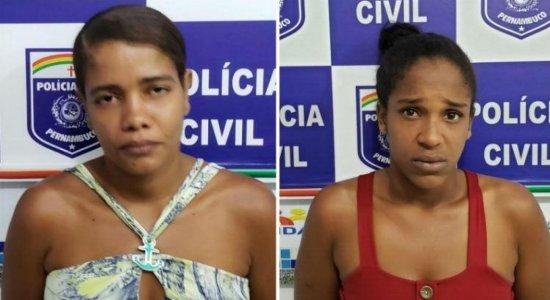 Após assalto no Poço da Panela, duas mulheres são presas