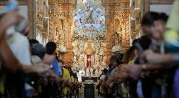 Festa de Nossa Senhora do Carmo.
