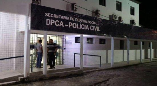 Trio suspeito de praticar assaltos no bairro de Afogados é preso
