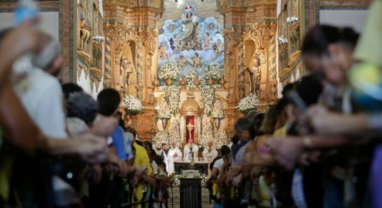 Festa de Nossa Senhora do Carmo: veja programação da última semana de celebrações