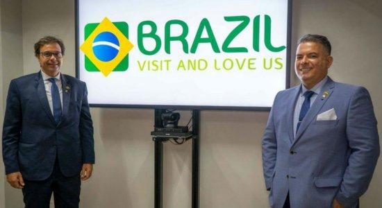 Nova marca do turismo do Brasil no exterior substitui o