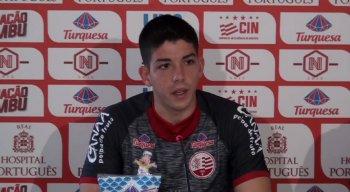 Matheus fez 15 partidas este ano, entre duelos do Paulistão de da Copa Paulista
