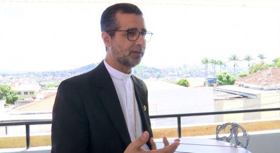 Dom Ruy é o novo bispo da Diocese de Caruaru