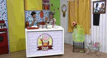 Cozinhando com a Vovó