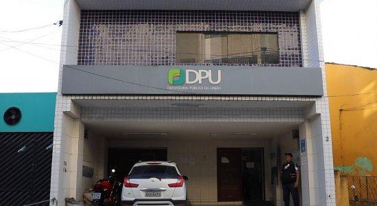 Defensoria Pública da União deve fechar as portas em Caruaru