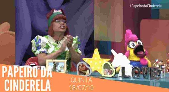 Papeiro da Cinderela exibido quinta 18/07/19 - Completo