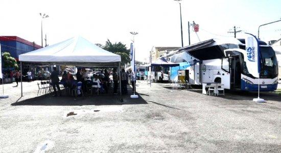 Mutirão oferece serviços gratuitos em Jaboatão dos Guararapes
