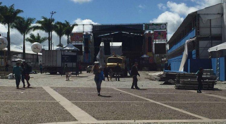 Praça Mestre Dominguinhos recebe shows a partir desta sexta-feira (19)
