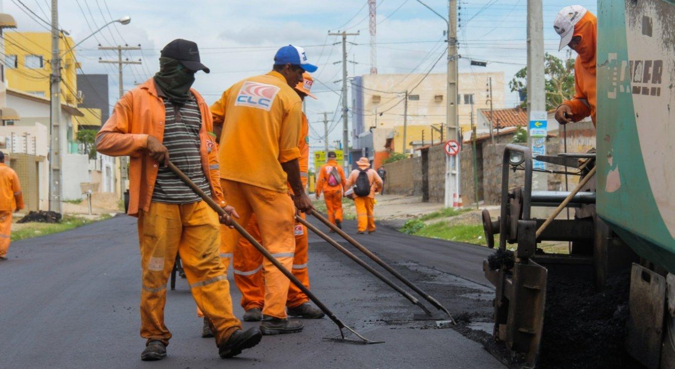 As obras serão realizadas na avenida Clementino Coelho