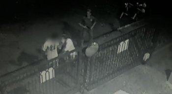 O assalto aconteceu próximo ao Sítio da Trindade, em Casa Amarela