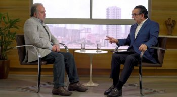 Lavareda entrevista Gustavo Krause no 20 Minutos deste sábado (20)