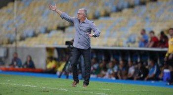 Dorival Júnior, no momento, está sem clube, desde que saiu do Flamengo, no ano passado.