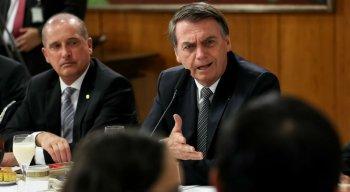 Declaração do presidente Jair Bolsonaro foi durante café da manhã no Planalto