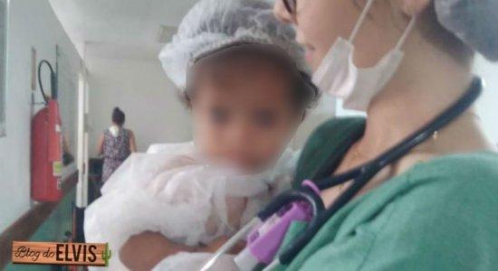 Menino passou por cirurgia no IMIP, no Recife