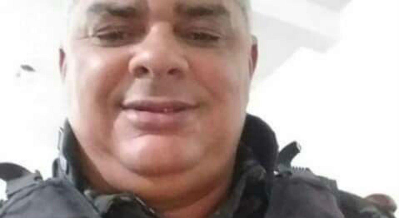 Sargento Moacir Moreira, 47 anos, não resistiu e faleceu nesta sexta-feira