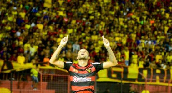 Sport enfrenta o Brasil-RS na noite desta segunda-feira na Ilha