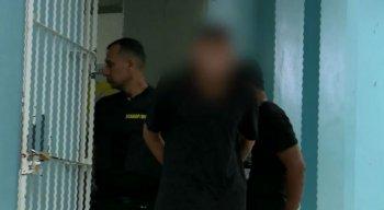 Homem de 25 anos foi preso