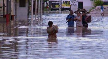 moradores de Olinda sofrem com prejuízos pós chuvas