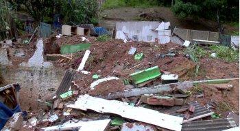 Houve vítimas fatais em Olinda, Recife e Abreu e Lima