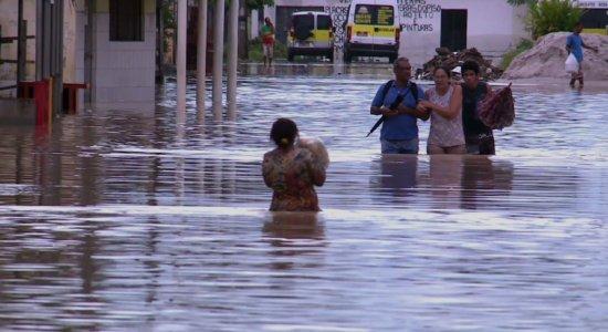Veja como ajudar vítimas da chuva que atingiu o Grande Recife