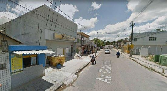 Agência do Banco do Brasil é alvo de bandidos em Moreno