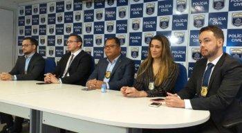 Polícia Civil detalhou operação que desarticulou organização criminosa que atuava como 'guardas do apito'