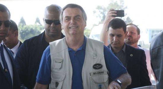 Bolsonaro: decisão de saques do FGTS foi tomada em interesse do povo