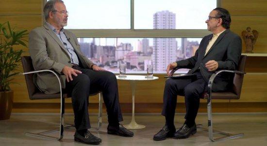 Raul Jungmann é entrevistado no 20 Minutos deste sábado (27)