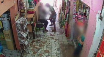 O flagrante aconteceu em Vitória de Santo Antão, na Zona da Mata de Pernambuco