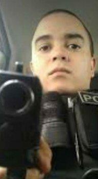 Soldado Michael Mendes não resistiu e faleceu no local