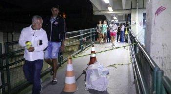 A vítima morava em São Lourenço da Mata, na Região Metropolitana, e estava indo para o bairro de Água Fria