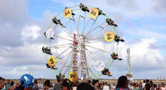 Festival R.U.A. movimenta o Recife Antigo com atividades gratuitas