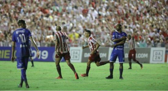 Veja os gols de Náutico 3x1 Confiança-SE pela Série C