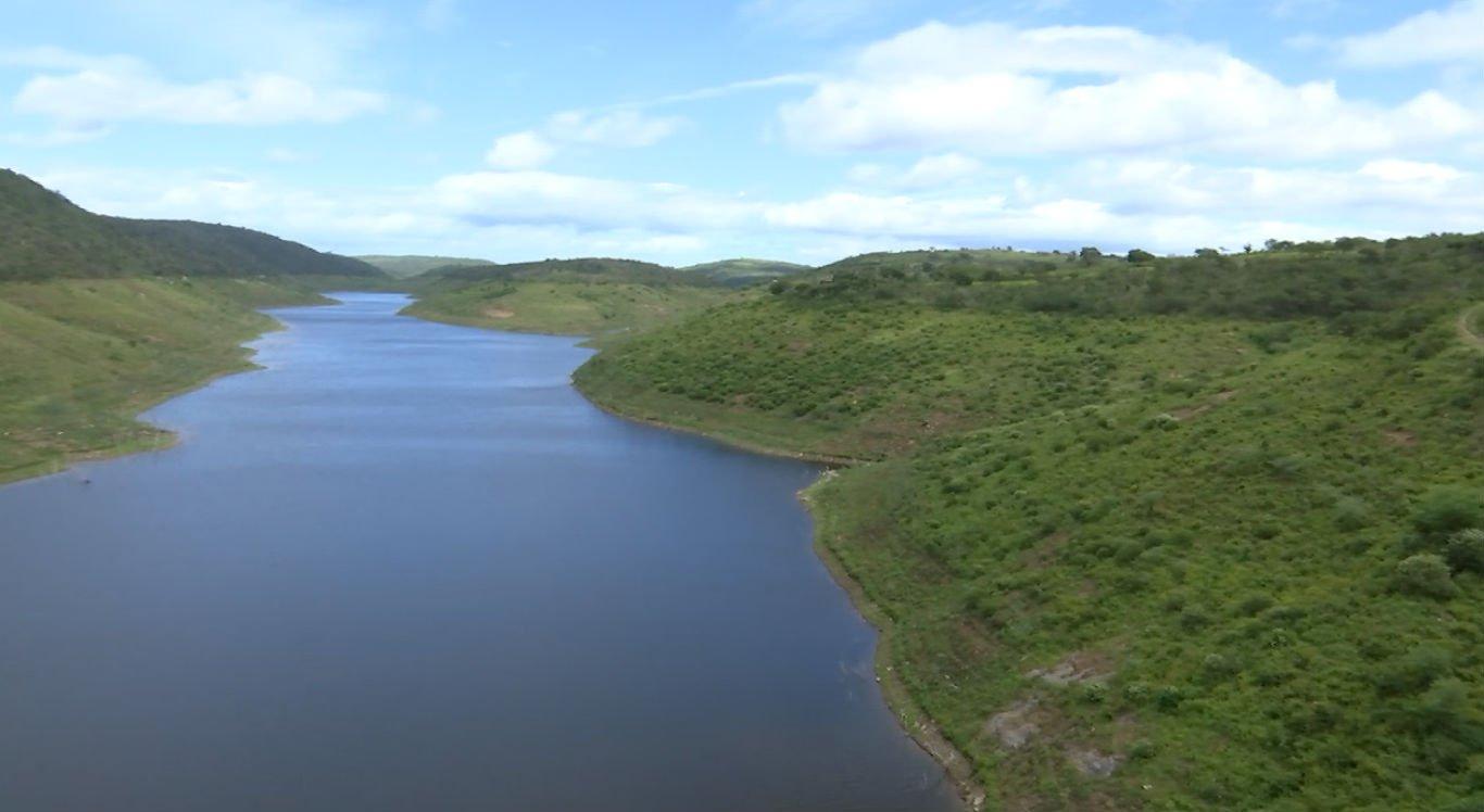 Jucazinho tem capacidade para armazenar 327 milhões de metros cúbicos de água