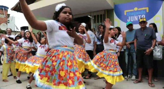 Habitacional em Afogados ganha espaço para acolher crianças