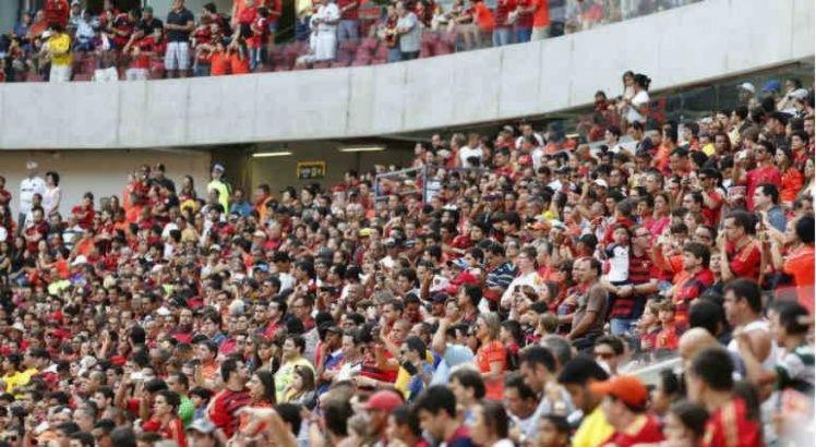 Sport e Santa Cruz aparecem no top 20 das maiores torcidas do Brasil