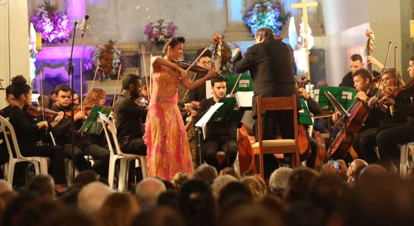 Festival de música clássica começa nesta sexta