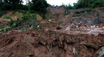 cidades de Abreu e Lima e Olinda ainda se encontram em estado de alerta