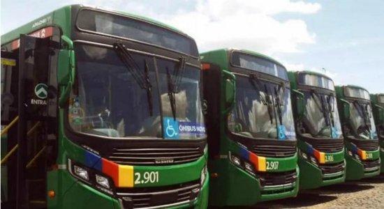 Linha Macaxeira/Camaragibe ganha novos ônibus com ar-condicionado