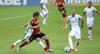 No último jogo, o Sport empatou na Arena de Pernambuco com o Guarani.
