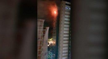 Um problema em um ar-condicionado teria causado o incêndio